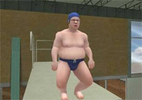 Little Britain the Video Game for PSP image