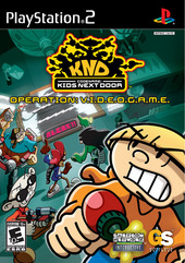 Codename: Kids Next Door for PlayStation 2