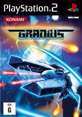 Gradius V for PlayStation 2