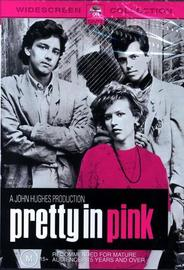 Pretty in Pink on DVD image
