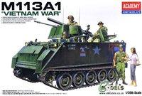 Academy M113A1 Vietnam Version 1/35 Model Kit