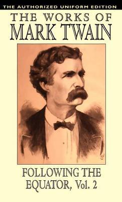 Following the Equator, Vol.2 by Mark Twain ) image