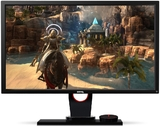 "24"" BenQ Red/Black 1ms 3D Ultimate Gaming LCD Monitor"