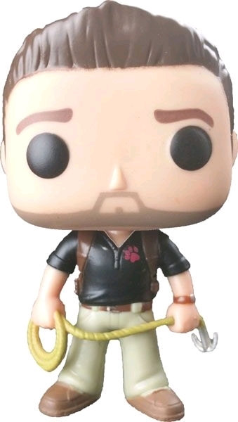 Uncharted 4 - Nathan Drake (Naughty Dog) Pop! Vinyl Figure
