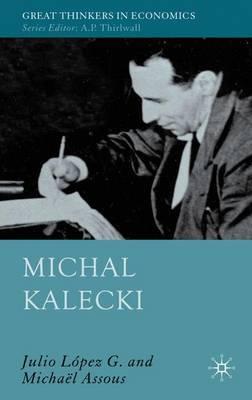 Michal Kalecki by G. Julio Lopez image
