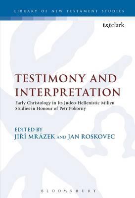 Testimony and Interpretation by Jan Roskovec image