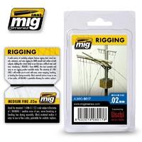 Ammo of Mig Jimenez Rigging: Medium Fine 0.02mm
