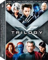 X-Men Trilogy (X-Men/X-Men 2/X-Men: The Last Stand) (6 Disc Box Set) on DVD