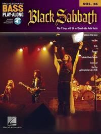 Black Sabbath: Bass Play-Along Volume 26