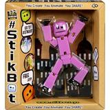 Stikbot: Single Pack - Bright Purple