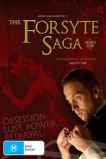 Forsyte Saga, The (2002) - Series 1 (3 Disc Set) on DVD