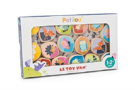 Le Toy Van: Animal Pairs Memory Game image