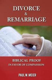 Divorce & Remarriage by Paul W Meier image
