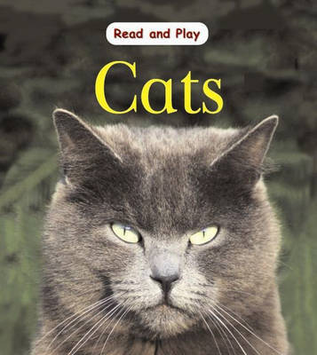Read and Play: Cats by Jim Pipe