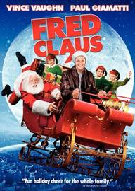 Fred Claus on DVD