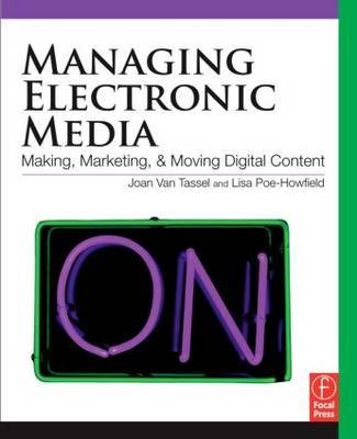 Managing Electronic Media by Joan Van Tassel image