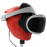 Deadpool VR Headset Stand for PS4 image