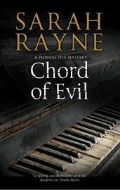 Chord of Evil by Sarah Rayne image