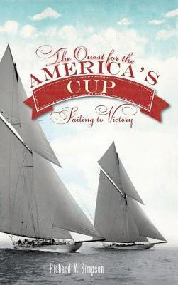 The Quest for the America's Cup by Richard V Simpson image