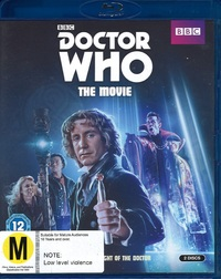 Doctor Who: The Movie on Blu-ray