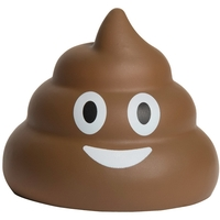 I Love Squishy: Poo Squishie Toy (8cm)
