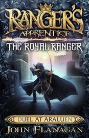 Ranger's Apprentice The Royal Ranger 3 by John Flanagan image
