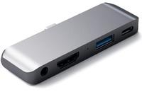 Satechi Aluminium Type-C Mobile Pro Hub