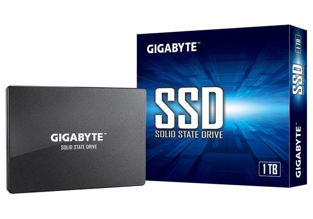 """1TB Gigabyte 2.5"""" SATA 3.0 SSD"""