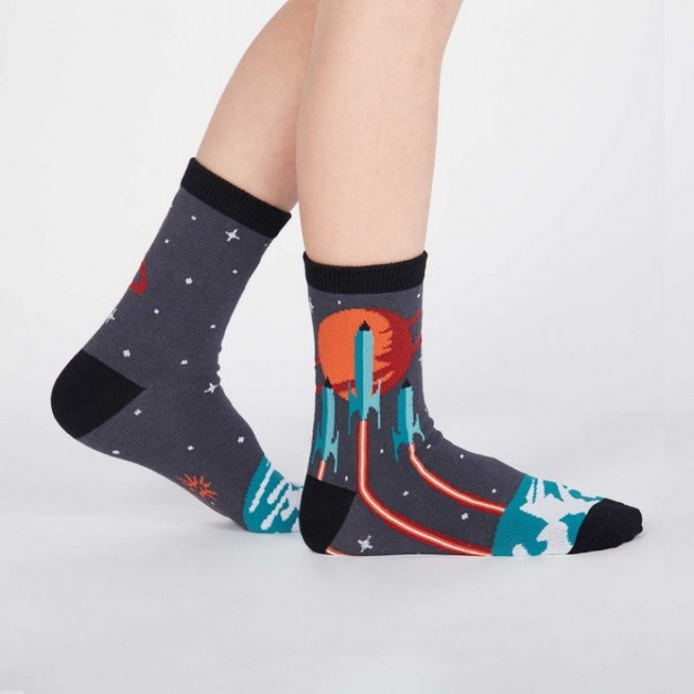 Sock It to Me: Junior Crew - Launch From Earth (Age 7-10)