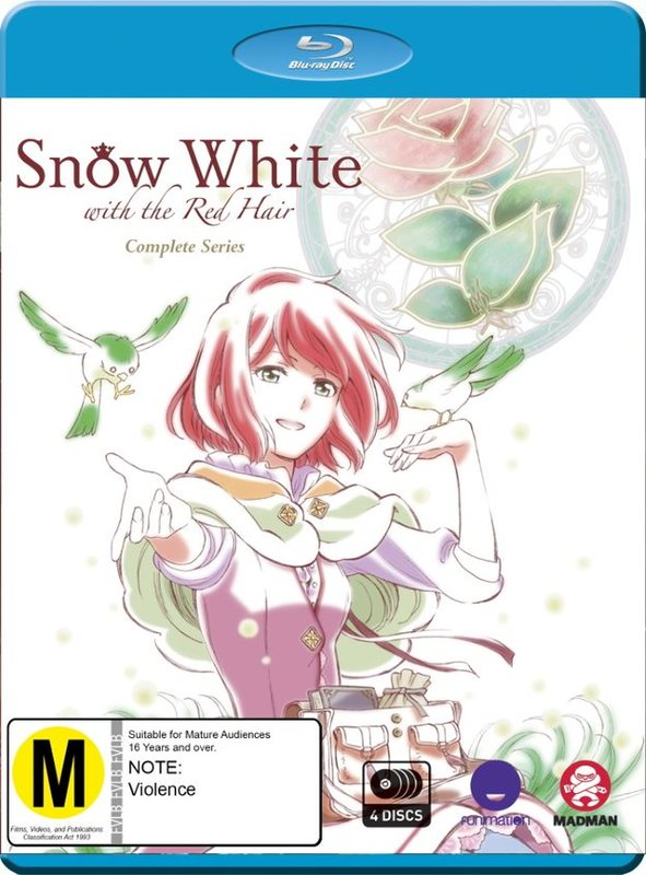 Snow White With The Red Hair - Complete Series on Blu-ray