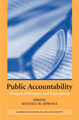 Public Accountability image
