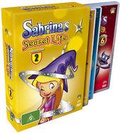 Sabrina Secret Life: Collection 2 (3 Disc) on DVD