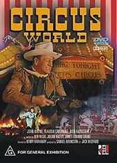 Circus World on DVD