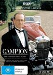 Campion - The Complete 1st Series (3 Disc Set) on DVD