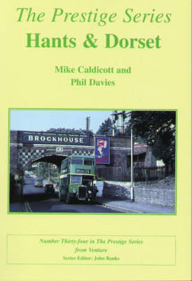 Hants and Dorset by M. Caldicott