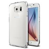 Spigen Ultra Hybrid Case for Galaxy S6 (Clear)
