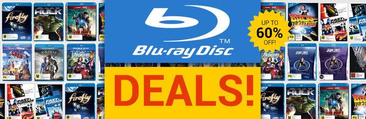 Blu-ray Deals