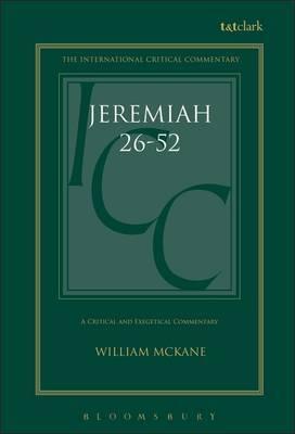 Jeremiah: v. 2 by William McKane image