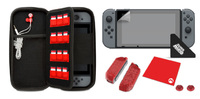 "Nintendo Switch Starter Kit - Mario ""M"" Edition for Nintendo Switch"