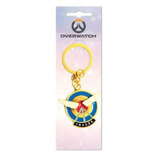 Overwatch Tracer Key Chain