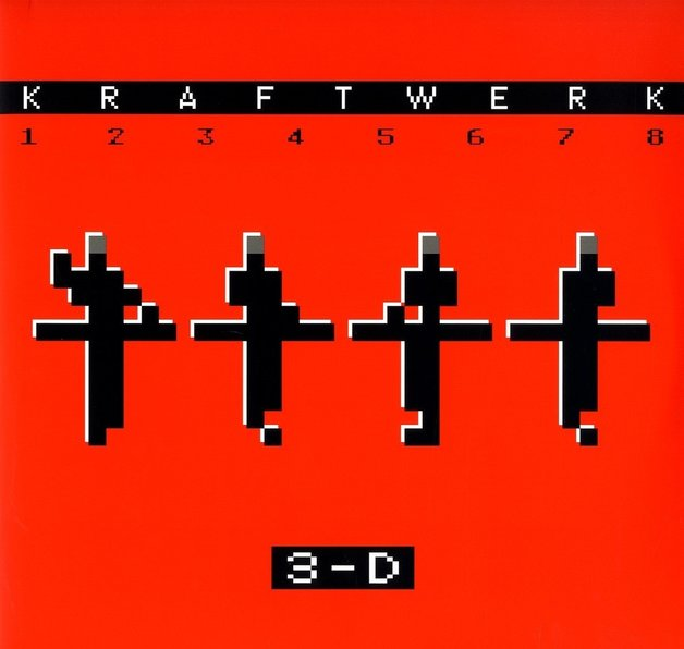 3-D The Catalogue (2LP) by Kraftwerk