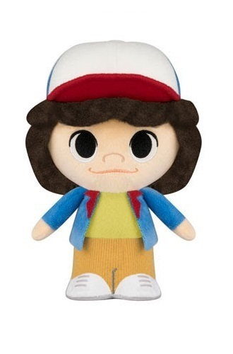 Stranger Things - Dustin SuperCute Plush image