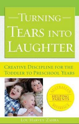 Turning Tears Into Laughter by Lou Harvey Zahra image