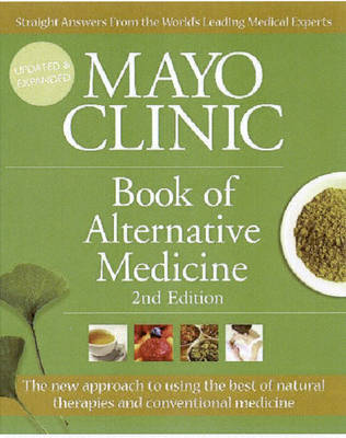 Book of Alternative Medicine by Mayo Clinic image