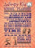The Wimpy Kid School Planner (2018 ed.) by Jeff Kinney