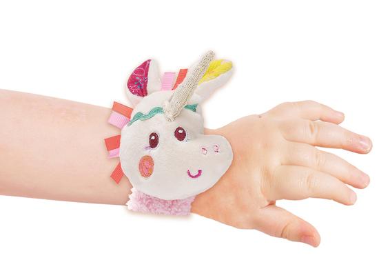 Погремушка браслет на руку