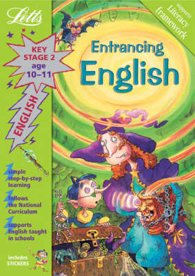 Entrancing English Age 10-11 image