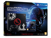 PS4 PRO 1TB SW Battlefront II Limited Edition Console Bundle for PS4
