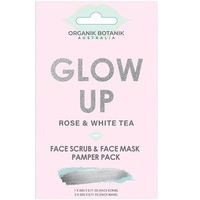 Love & Hope: Glow Up Pamper Pack (Rose & White Tea)