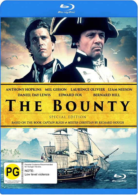The Bounty - Special Edition on Blu-ray